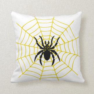 Throw Cushion spider