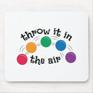 Throw It Mousepads