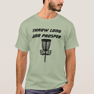 THROW LONG.... T-Shirt