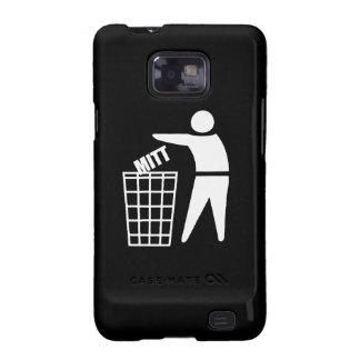 THROW MITT AWAY.png Samsung Galaxy S2 Case