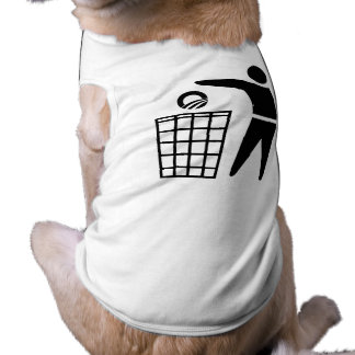 Throw O Away Pet T Shirt