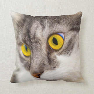 Throw Pillow - Cat