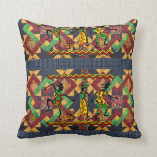 throw pillow decore african american