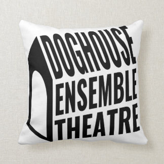 Throw Pillow - Doghouse Ensemble Theatre
