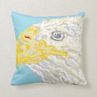 Throw Pillow /Eagle