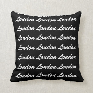 Throw Pillow London