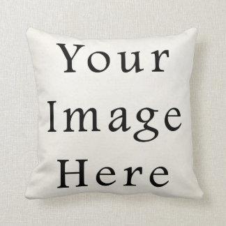 Throw Pillow Template - Customized Pillows