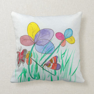 throw pillow with abstract design throw cushions