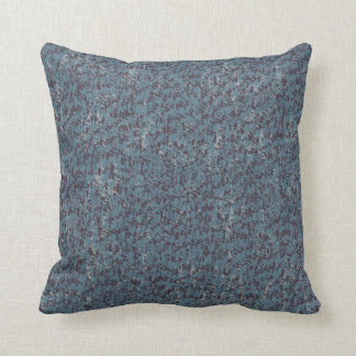 """Throw Pillow with """"Harmony Rules"""" design"""