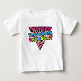 Throwback Thursday Baby T-Shirt