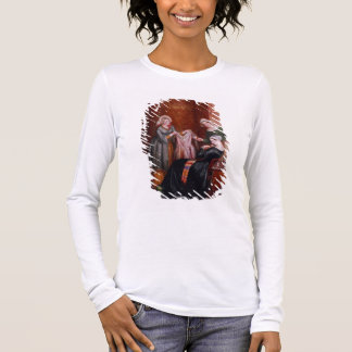 Throwing off her weeds long sleeve T-Shirt