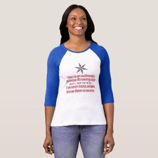 """""""Throwing Star"""" T-Shirt"""