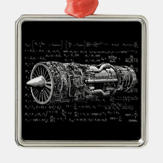 Thrust matters! christmas ornament