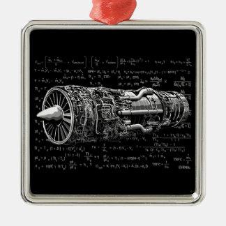 Thrust matters! christmas ornament