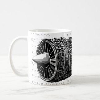 Thrust matters! coffee mug