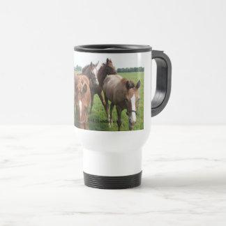 THT Bloodstock travel mug