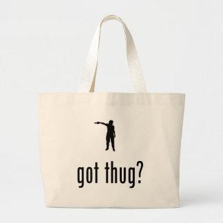 Thug Canvas Bag