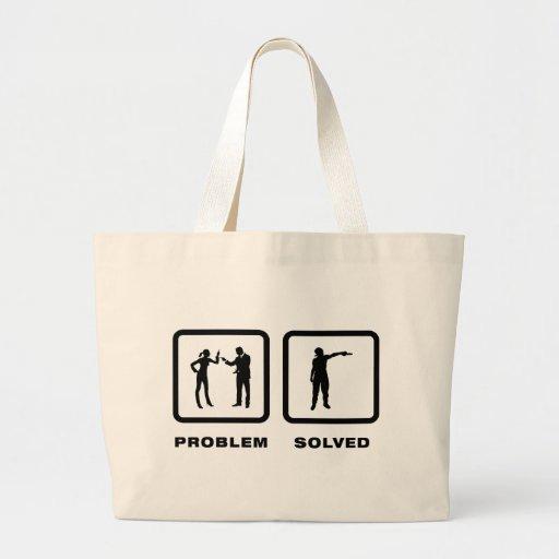 Thug Canvas Bags