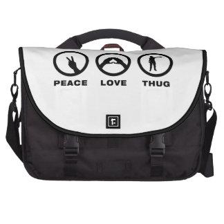Thug Computer Bag