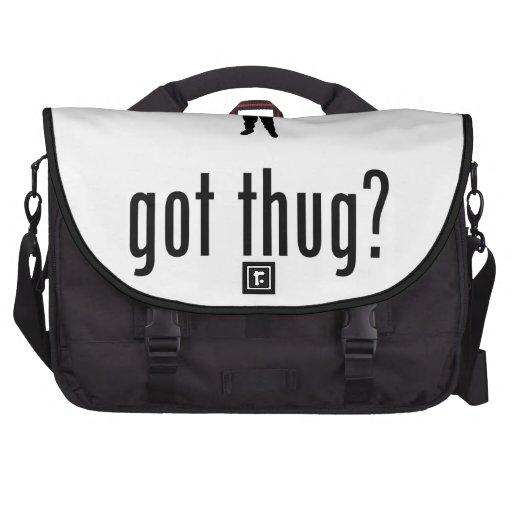 Thug Laptop Commuter Bag