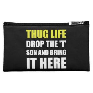 Thug Life Cosmetics Bags