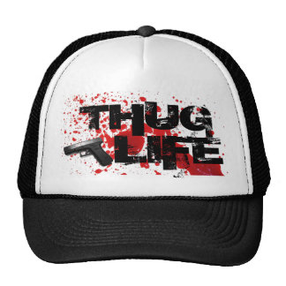 THUG LIFE MESH HAT