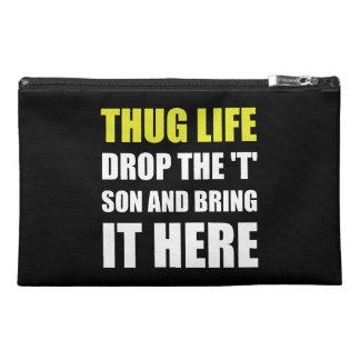 Thug Life Travel Accessories Bag
