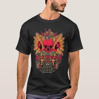 thug never shirt. T-Shirt