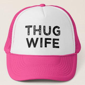 Thug Wife women's funny hat