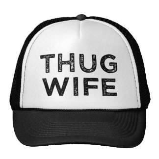 Thug Wife women's hat