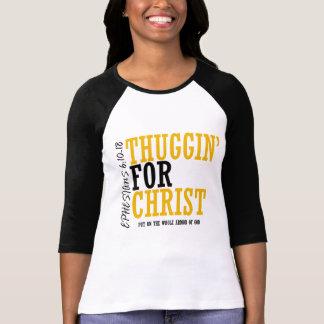 Thuggin For Christ Tshirts