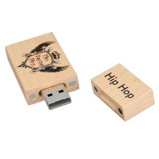 Thumb Drive Wood USB 2.0 Flash Drive