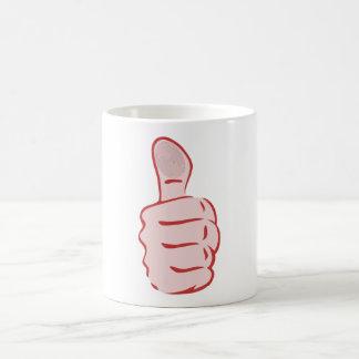 Thumb highly thumb UP Mug