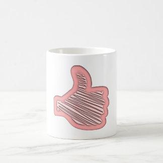Thumb highly thumbs UP Coffee Mug