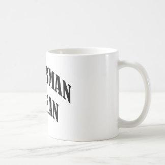 THUMB MAN FAN CUP BASIC WHITE MUG