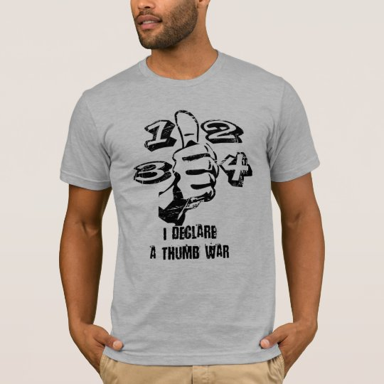 Thumb War T-Shirt