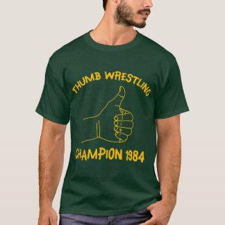 thumb wrestling champion 1984 T-Shirt