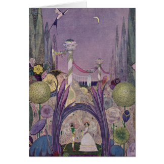 Thumbelina Card