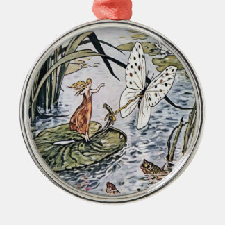Thumbelina Ornament