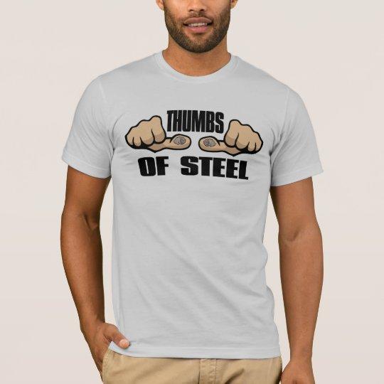 Thumbs of Steel T-Shirt