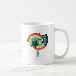 Thumbs up design coffee mug