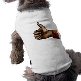Thumbs Up Doggie T Shirt