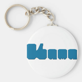 thumbs up for Barack Obama Election.png Basic Round Button Key Ring