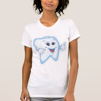 Thumbs up for dental hygiene! T-Shirt