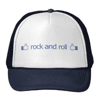 Thumbs Up for Rock and Roll - Hat