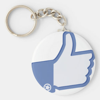 Thumbs Up Keychains