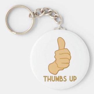 Thumbs Up Key Chain
