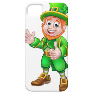 Thumbs Up Leprechaun St Patricks Day Character iPhone 5 Case