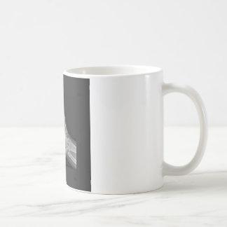 Thumbs up classic white coffee mug