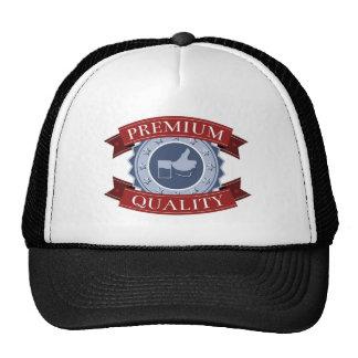 Thumbs up premium quality shield mesh hats